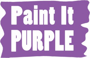 Paint It Purple